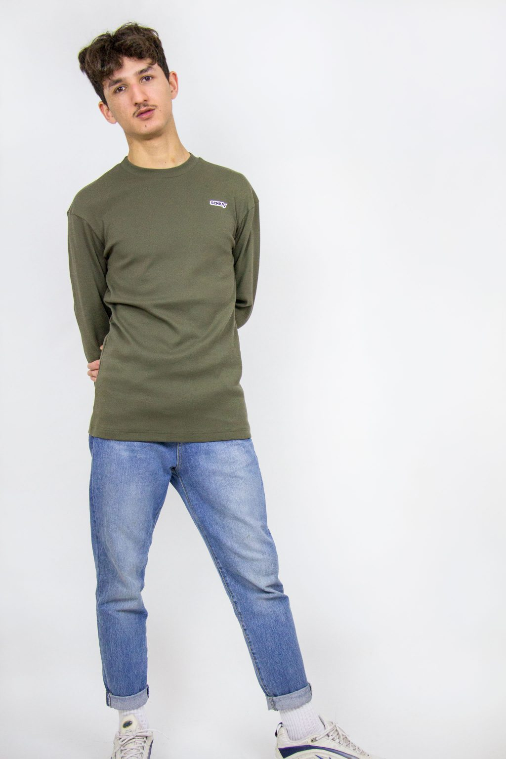 Front_Olive_Longsleeve