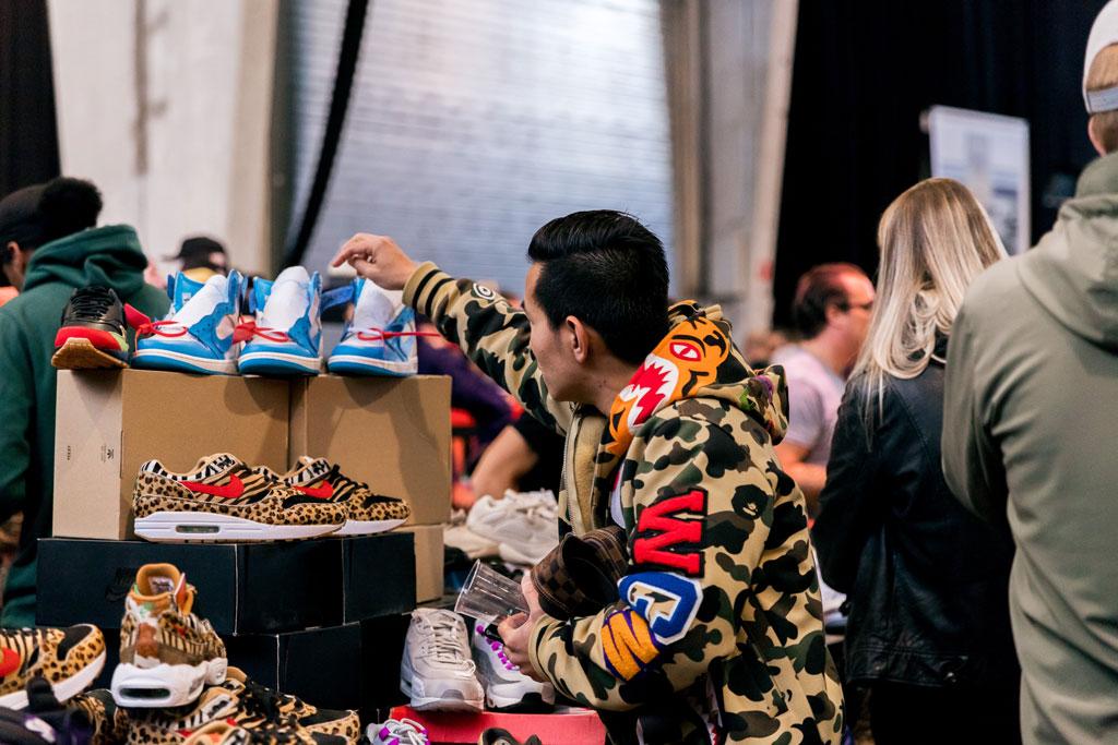 Deadstock Sneaker Market